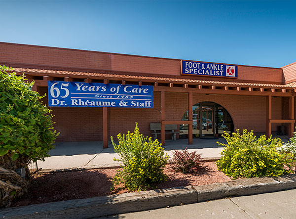 Pueblo Podiatry Office